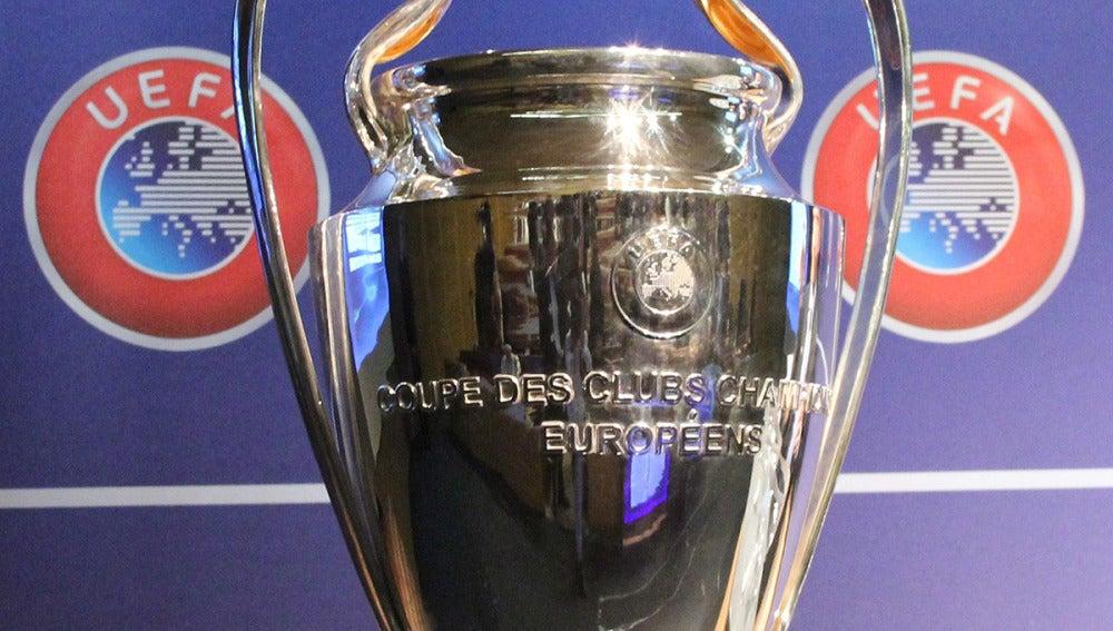La copa de la Champions