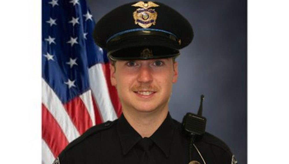 Ray Tensing, el policía acusado de matar a un hombre negro desarmado en Ohio