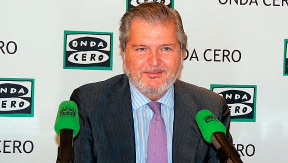 Méndez de Vigo, en Onda Cero
