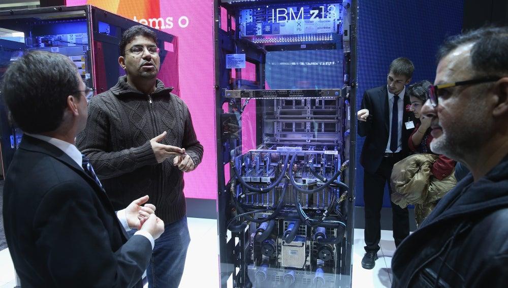 Ordenador IBM