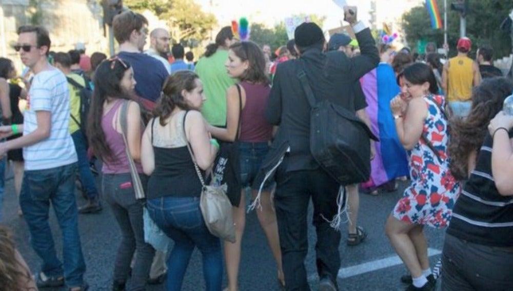 La joven apuñalada en Jerusalén durante la marcha del orgullo gay