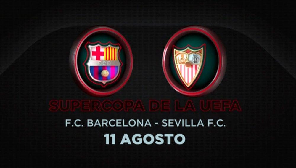 La Supercopa de Europa, en Antena 3