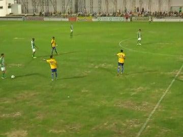 Güiza debuta con el Cádiz