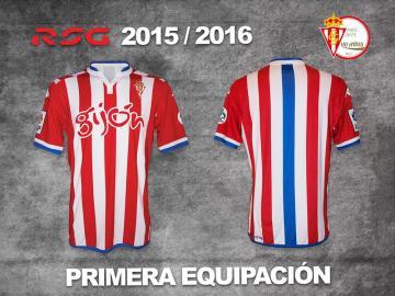 Camiseta Sporting 2015