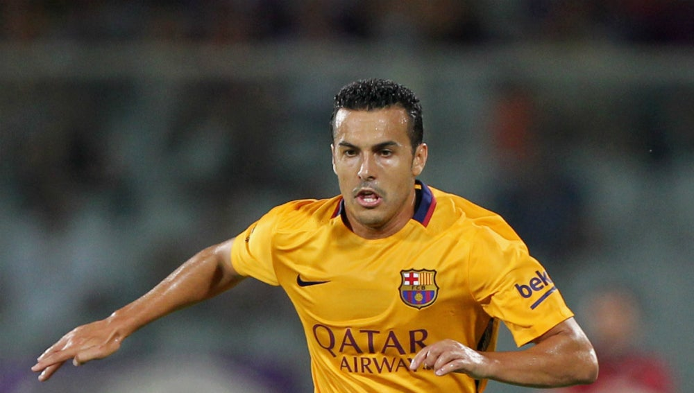 Pedro Rodríguez FC Barcelona