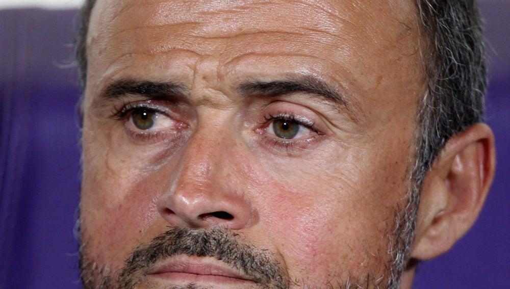 Luis Enrique técnico del FC Barcelona