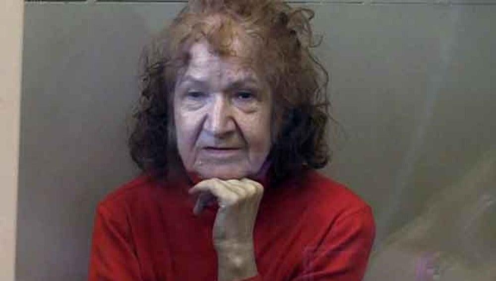 Tamara Samsonova, la anciana de 68 años