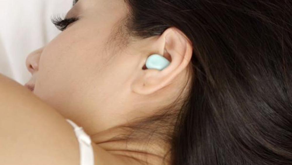 Auriculares YONO para quedarse embarazada