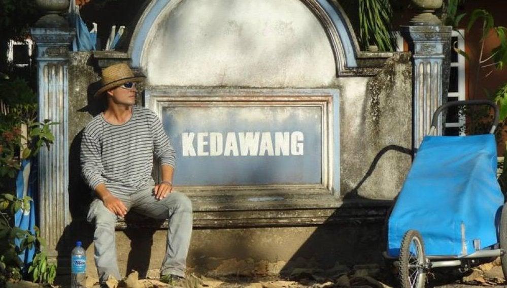 Nacho Dean en Malasia