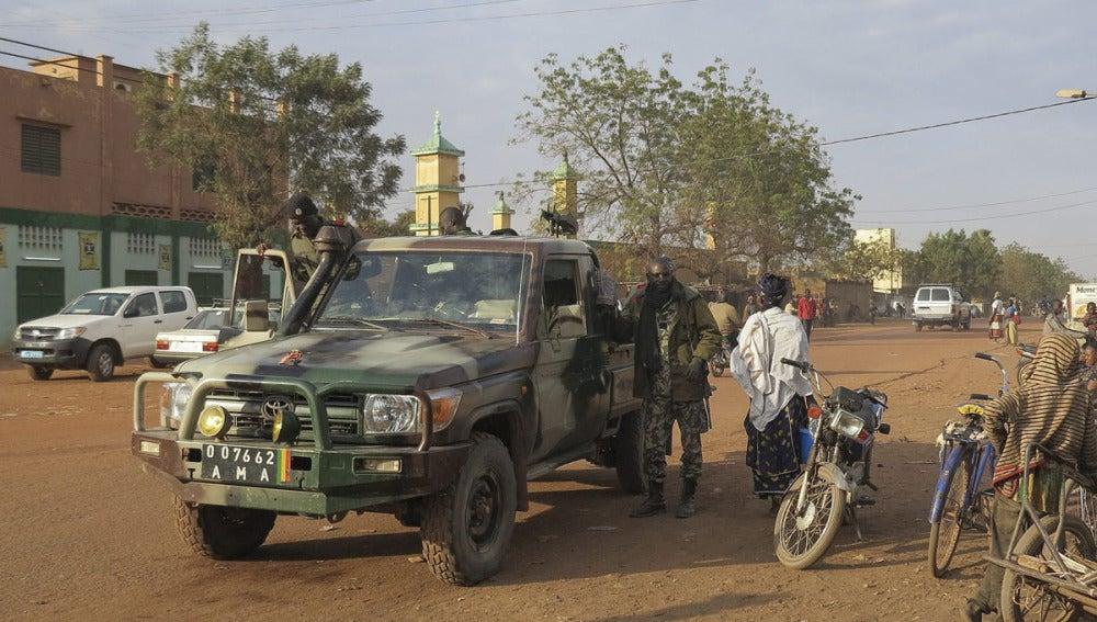 Agentes de Mali