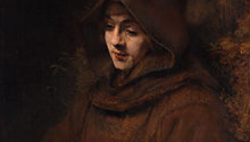 Obra en la que Rembrandt pintó a su hijo Titus van Rijn