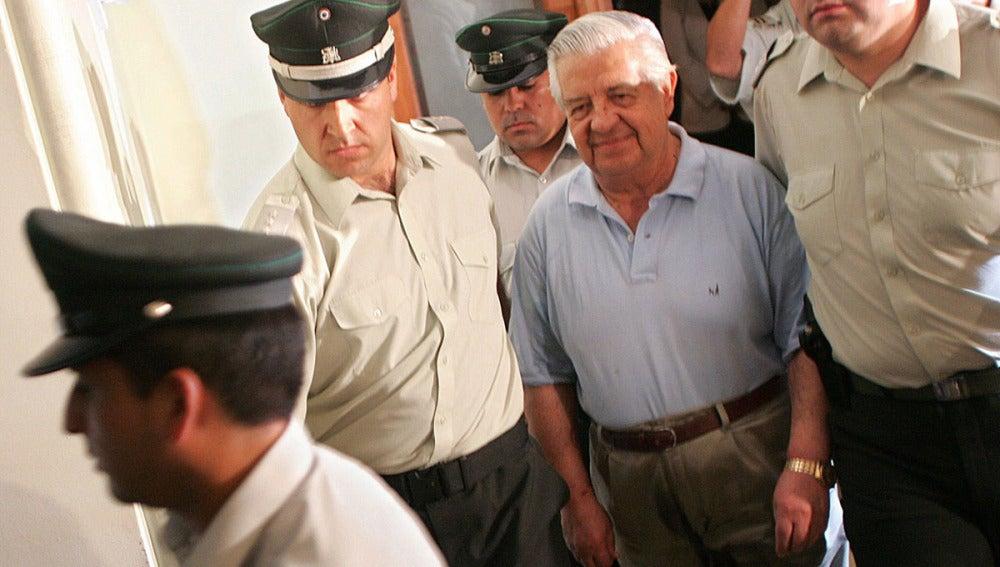 Manuel Contreras, máximo represor de la dictadura de Pinochet