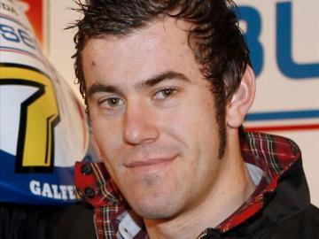 Dani Rivas, piloto español fallecido en Laguna Seca