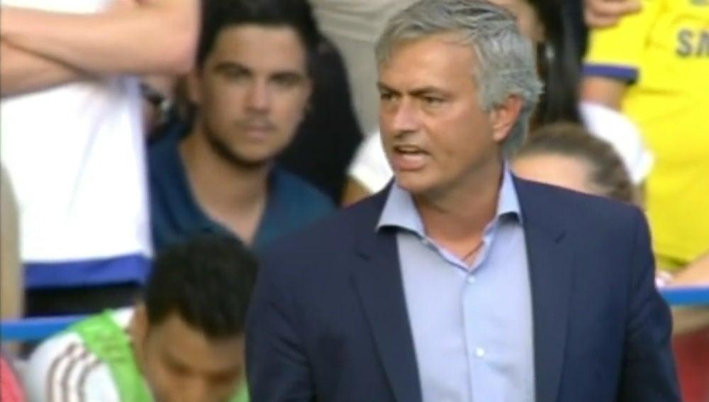 Mourinho, en la Premier League