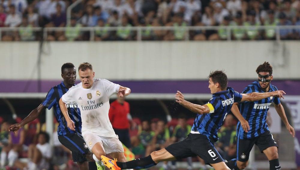Reunión Denis Cheryshev-Real Madrid por su futuro