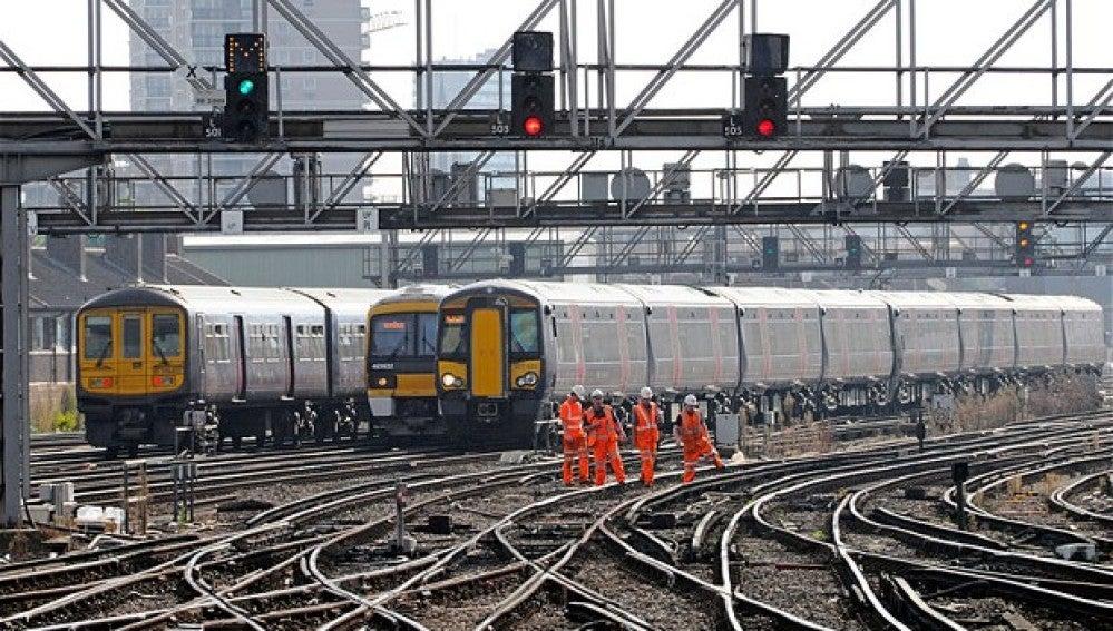 Ferrocarriles británicos