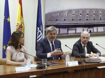 Reunión del CSD