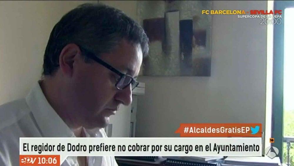 Alcalde de Dodro