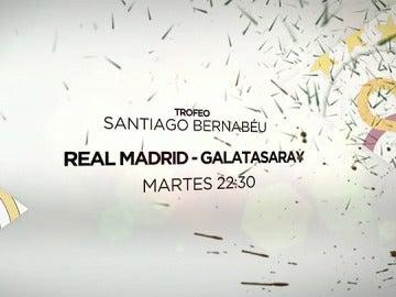 Madrid - Galatasaray en La Sexta