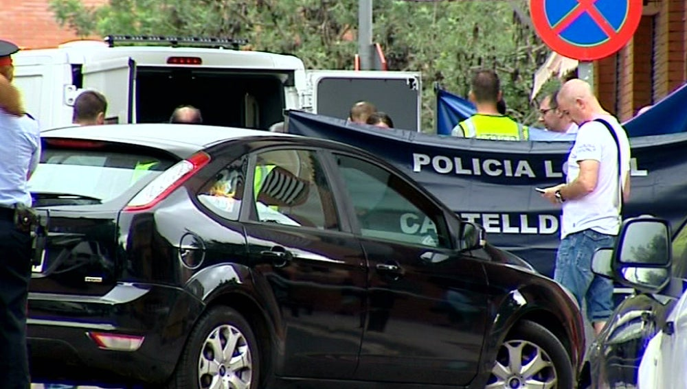 Policía de Castelldefels