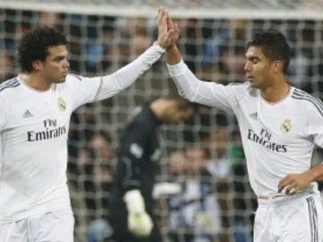 Pepe y Casemiro