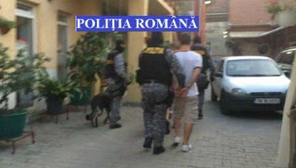 Detención del presunto asesino de las jóvenes de Cuenca