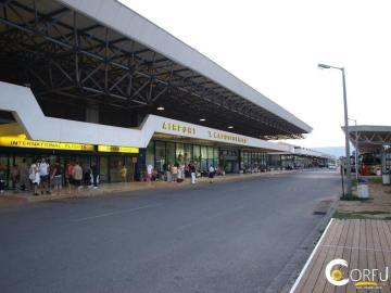Aeropuerto de Corfú