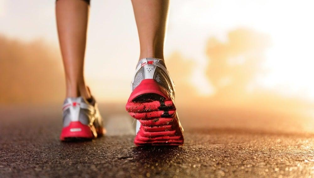 Imagen de archivo de correr