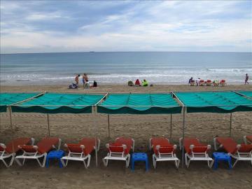 Playa de La Pineda de Vila-Seca (Tarragona)