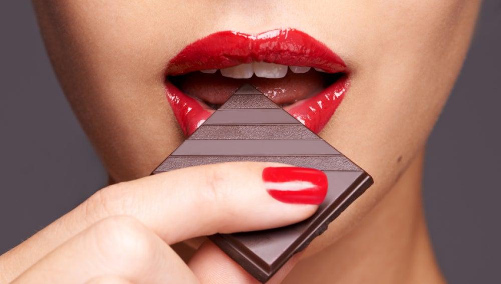 Comer chocolate te ayudará a cuidar tu corazón