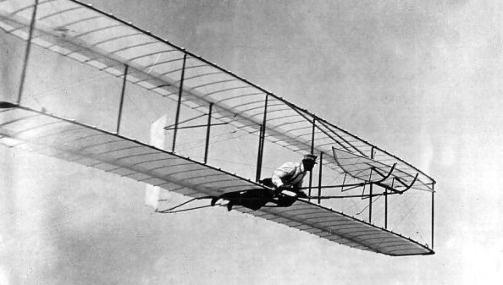 Orville Wright, el hombre que realizó el primer vuelo a motor