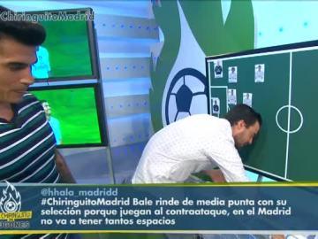 Nacho Peña y Álvaro Benito