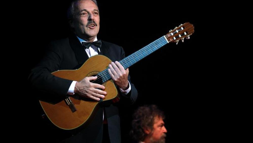 Daniel Rabinovich, componente del grupo cómico argentino Les Luthiers