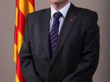 Germá Gordó, el consejero de Justicia catalán
