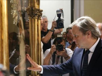 El exportavoz socialista en el Ayuntamiento de Madrid, Antonio Miguel Carmona