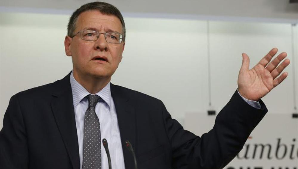 Jordi Sevilla, asesor económico del PSOE