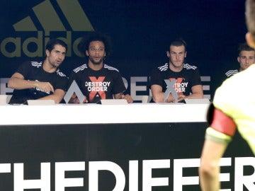 Marcelo, durante un acto promocional