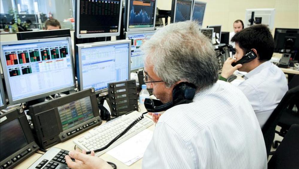 Agentes de Ahorro Corporación, grupo de servicios financieros encargado de la subasta de bonos y letras del Tesoro Públic