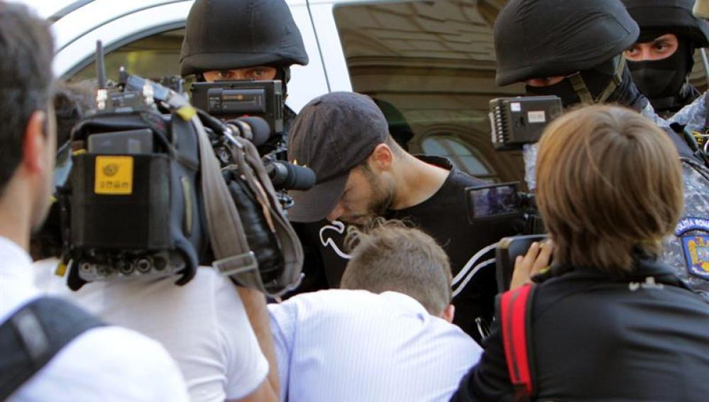 Sergio Morate, en prisión provisional en Rumanía
