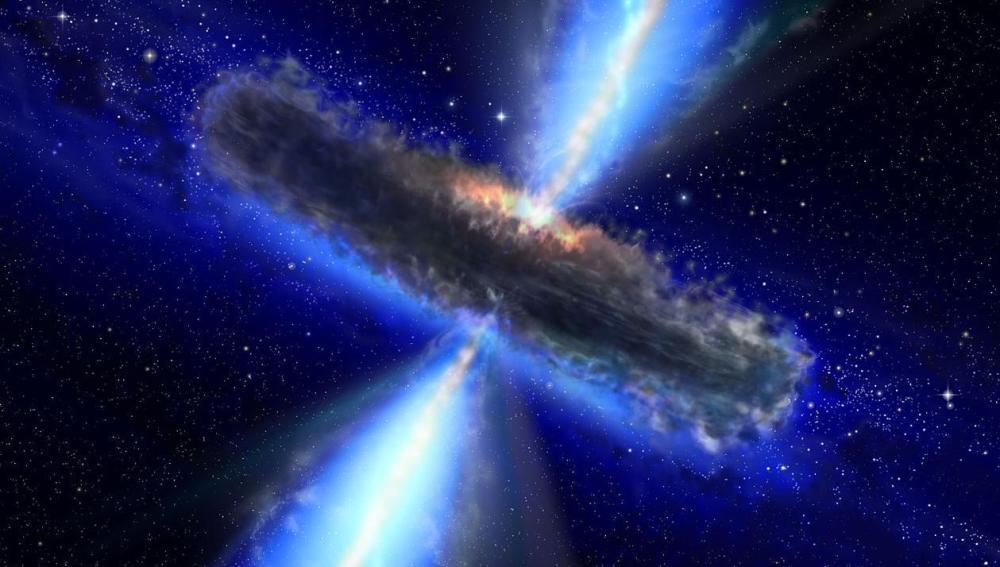 La NASA demuestra la existencia de millones de agujeros negros