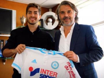 Lucas Silva, nuevo jugador del Olympique de Marsella