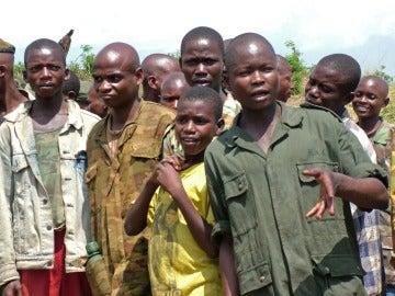 Más de 6.000 niños han estado asociados a grupos armados en la República Centroafricana desde 2013