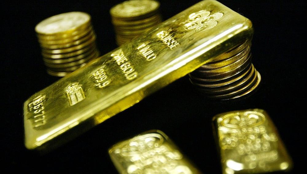 Se les incautó 20 Kilos de oro