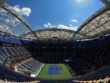 Pista central del Grand Slam