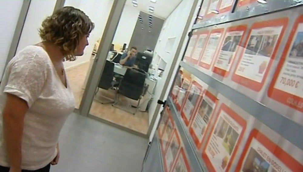 La firma de hipotecas sobre viviendas crece un 26% en Junio