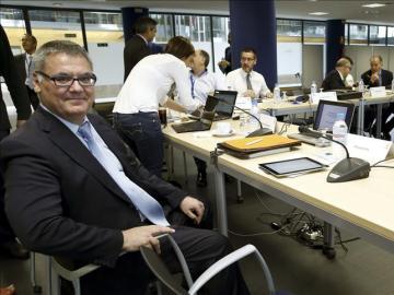 Francisco Roca, el presidente de la ACB