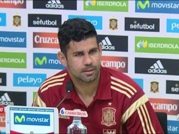 """Frame 7.995229 de: Diego Costa: """"Sé que puedo dar mucho más con la Selección"""""""