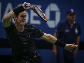El británico Andy Murray ante el australiano Nick Kyrgios