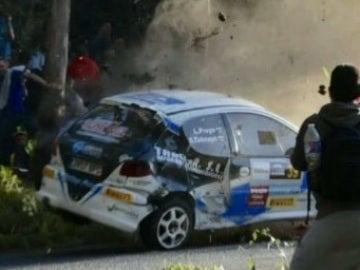 Tragedia en el Rally de A Coruña
