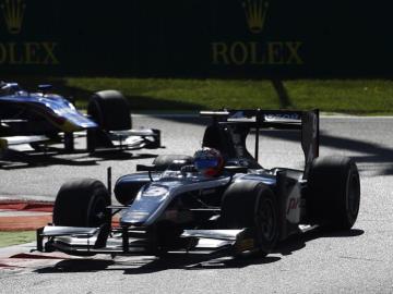 Evans, en Monza